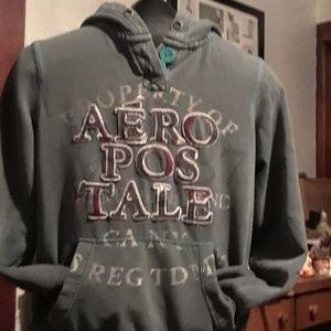 Girls Aeropostale hoodie